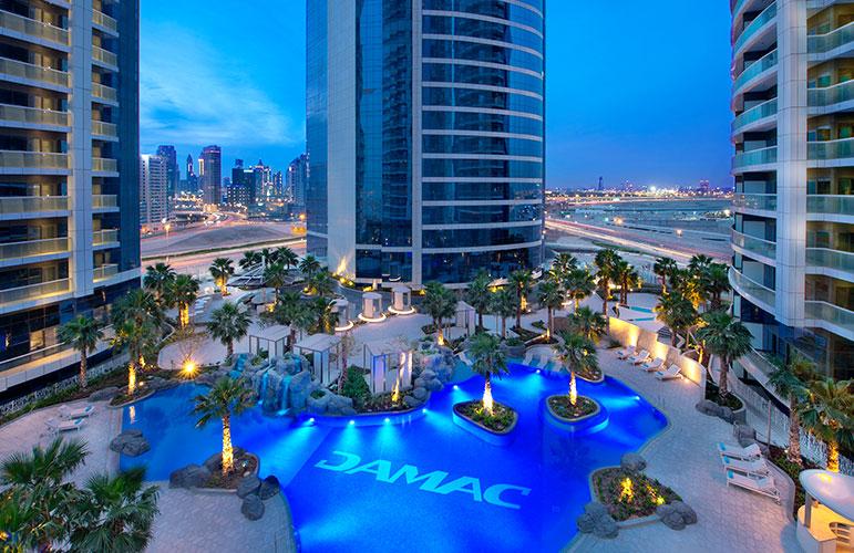 DAMC Towers by Paramount Hotels Resorts Dubai